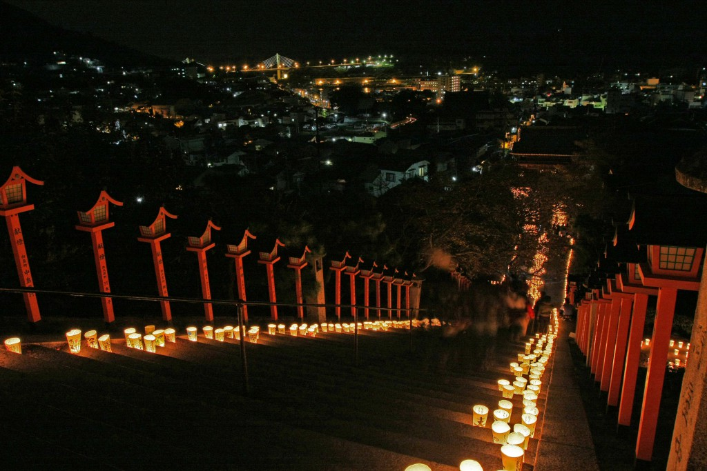 灯りまつり_西国寺