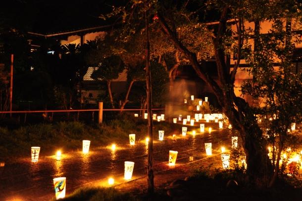 灯りまつり_天寧寺